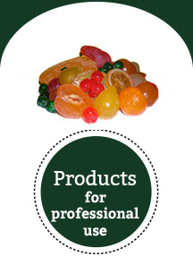 Products for professional use